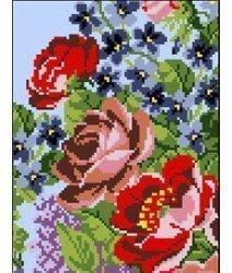 "Набор для вышивания Ц02 ""Цветы"""