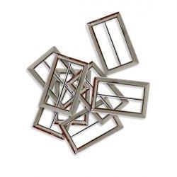 Рамка металлическая №135-9  3,2 см