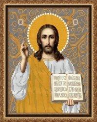 Рисунок на ткани для вышивания бисером Бис 458 «Господь Вседержитель»