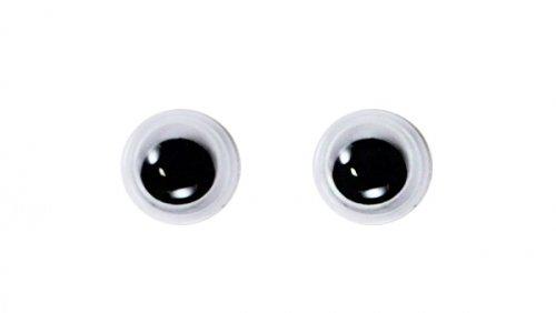 Глазки круглые 7 мм 1/1000 шт