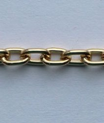 Цепь металл 10 мм. A12109 (10м.)