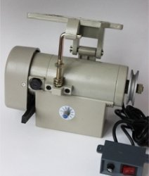 Электродвигатель для промышленной швейной машины безфрикционный FL-400