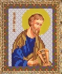 """Набор для вышивания бисером ВБ-185 """"Икона Святого Апостола Петра"""""""