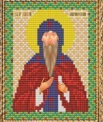 """Набор для вышивания бисером ВБ-193 """"Икона Св. Елисея Лавришевского"""""""