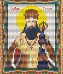 """Набор для вышивания бисером ВБ-262 """"Икона Св. Епископа Тихона"""""""