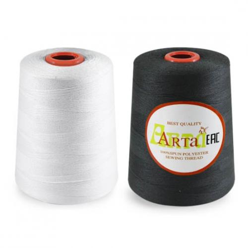 Нитка швейная ARTA джинсовая 20S/2  3600 ярд.