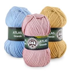 Пряжа Atlas Grande