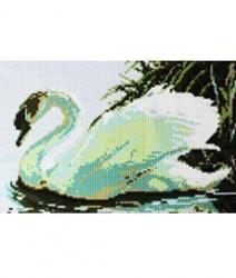 Схема для вышивания нитью мулине 20х28 см № 7060