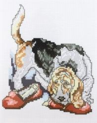 Схема для вышивания нитью мулине Д-042