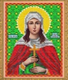 """Алмазная мозаика ДД-696 """"Св. Павла"""" (14x19)"""