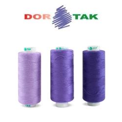 Нитка швейная DOR TAK (Дор так) 40S/2 номера цветов: 701-800
