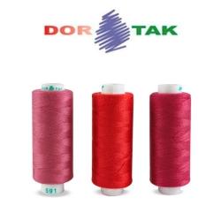 Нитка швейная DOR TAK (Дор так) 40S/2 номера цветов: 101-200