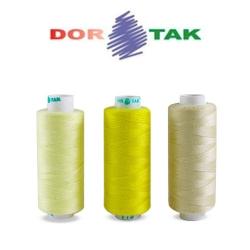 Нитка швейная DOR TAK (Дор так) 40S/2 номера цветов: 301-400