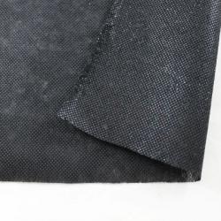 Флизелин №6030 30 гр. ш.100 см 1/22 м, чёрный