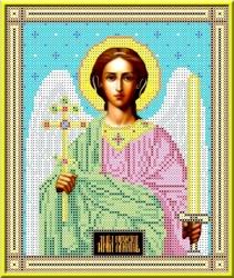 Канва для бисера КБИ-4029 Ангел-Хранитель 18х23 см