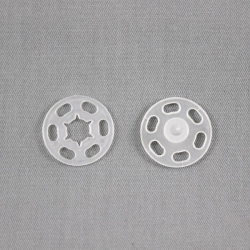 Кнопка пришивная пластиковая №15