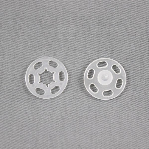 Кнопка пришивная пластиковая №18