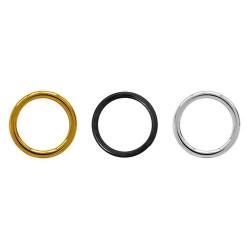 Кольцо, металл 6 мм 1/500 шт