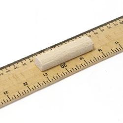 Линейка дерев. с ручкой 100 см