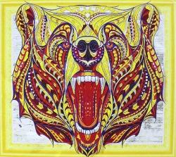 Алмазная мозаика 004 LP 40х50 (на подрамнике)