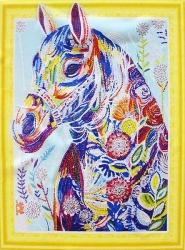Алмазная мозаика 019 LP 40х50 (на подрамнике)