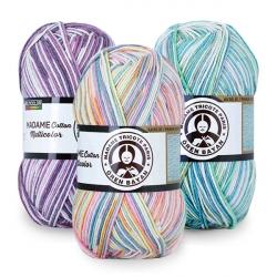 Пряжа Madame Cotton Multicolor