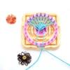 Станок для вязания цветов