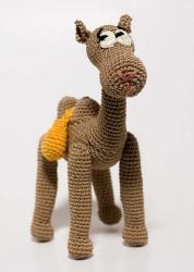 """Набор для вязания amy-07 """"Верблюд"""""""