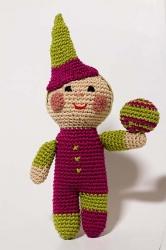 """Набор для вязания amy-26 """"Клоун"""""""