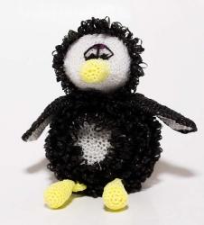 """Набор для вязания amy-64 """"Пингвинёнок"""""""