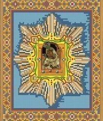 """Набор для вышивания бисером 8404 """"Почаевская Божья Матерь"""""""