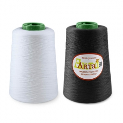 Нитка швейная стрейч (объемка) 150D/1 300 гр