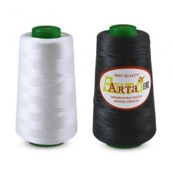 Нитка швейная стрейч (объемка) 150D/1 97 гр