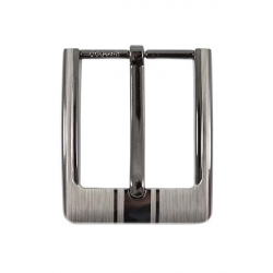 Пряжка металлическая №ZK0938 40 мм 1/5 шт