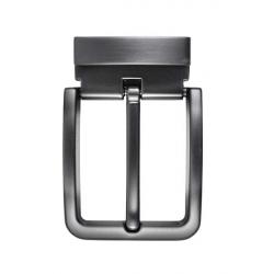 Пряжка металлическая (с зажимом) №ZK1049 40 мм 1/3 шт