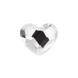 Стразы Qamar Heart Crystal 6х5 мм 1/288 шт