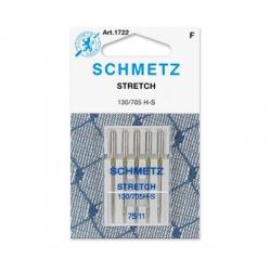 Иглы SCHMETZ для бытовых швейных машин (стрейч)