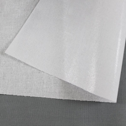 Серпянка (воротничковая) №8505HF ш.112 см 1/50 м, белый
