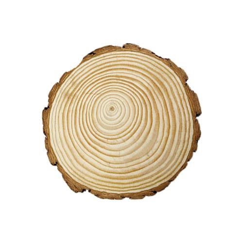 Спил дерева для декора №25-174 1/4 шт