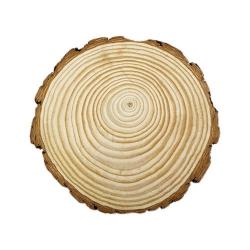 Спил дерева для декора №25-173 1/2 шт