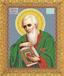 """Рисунок на ткани для вышивания бисером Бис 803 """"Святой Иван"""""""
