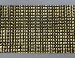 Тесьма со стразами 32x262-E2 1/10 ярд